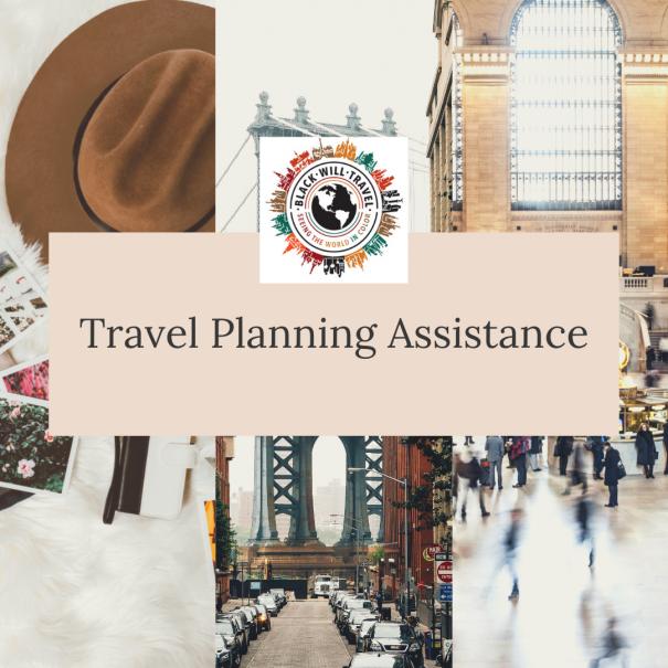 15 Minute Trip Planning Consultation